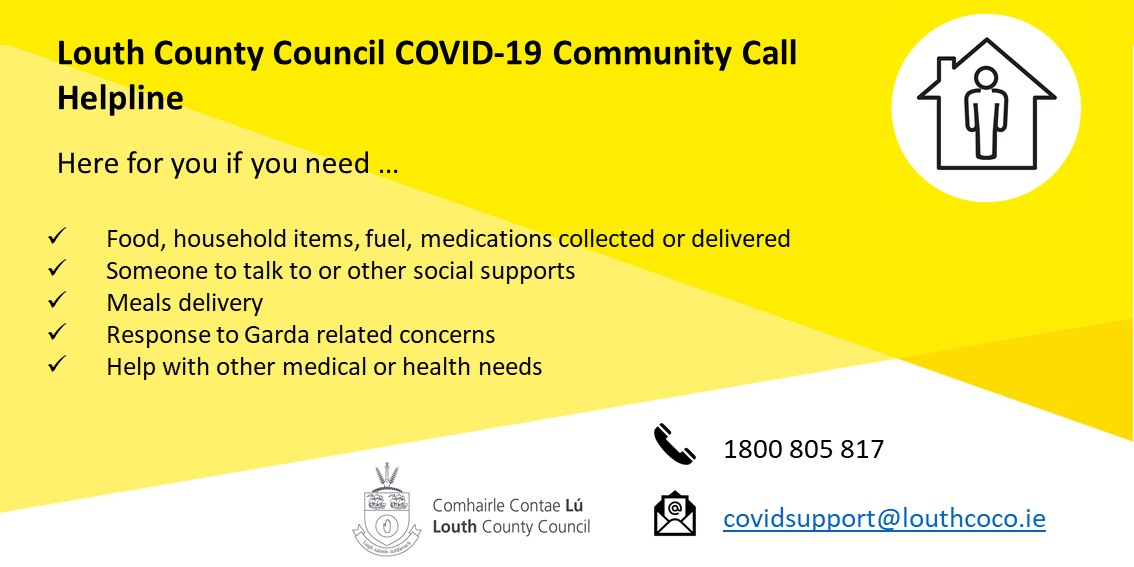 Community Call helpline Twitter 1